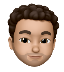 An memoji image of Julian Bissekkou